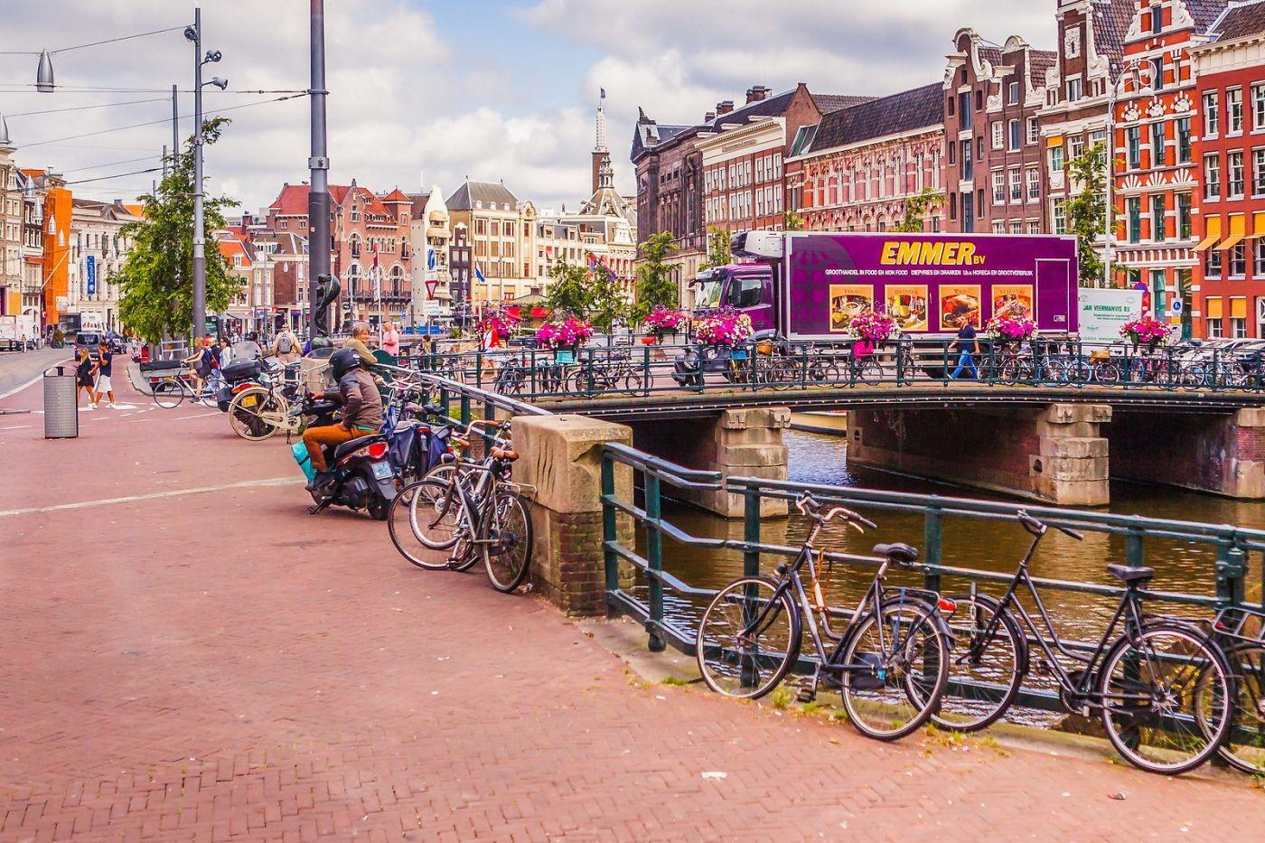 荷兰阿姆斯特丹,扫街随拍_图1-11