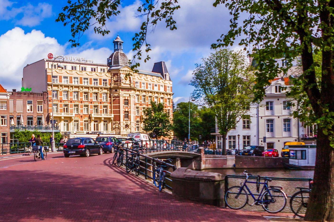 荷兰阿姆斯特丹,扫街随拍_图1-13
