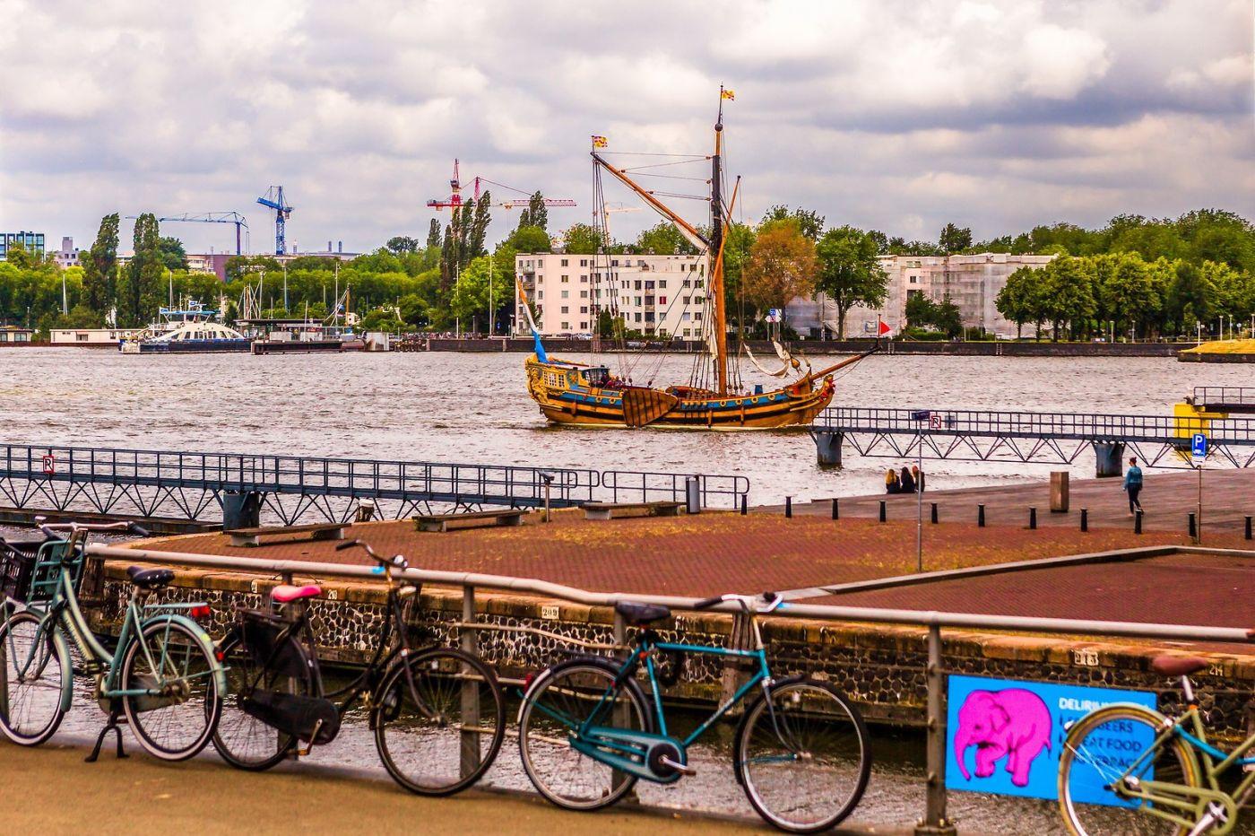 荷兰阿姆斯特丹,扫街随拍_图1-15