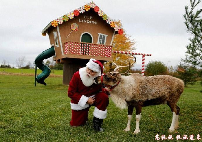 高娓娓:揭秘美国的专业圣诞老人批量制造工厂_图1-5