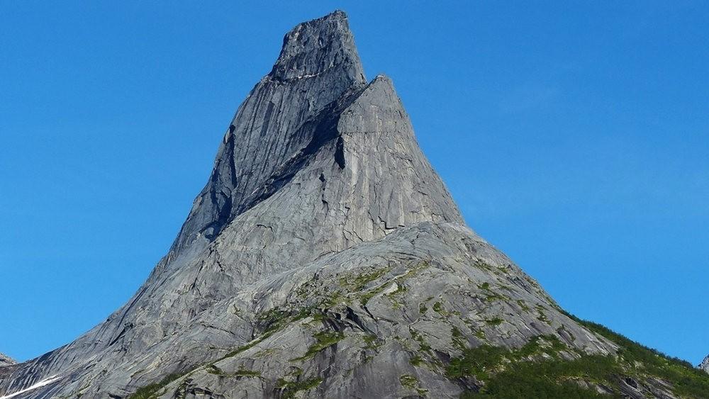 行走路上---看挪威的山山水水_图1-1