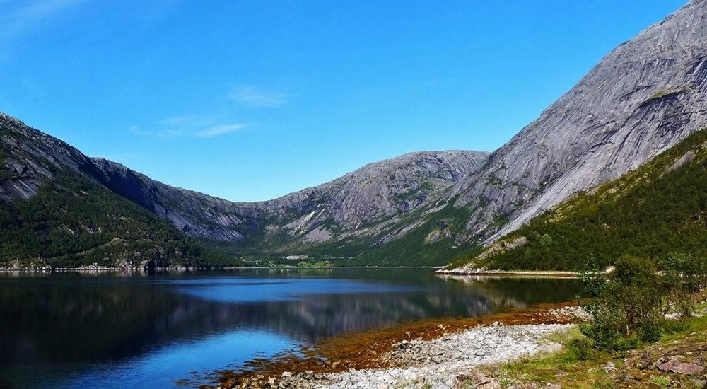 行走路上---看挪威的山山水水_图1-3