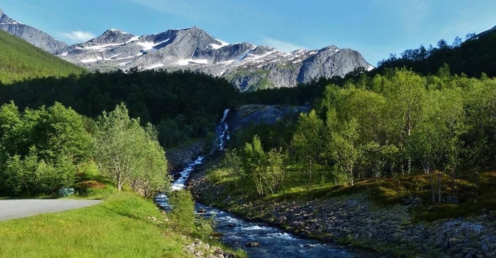行走路上---看挪威的山山水水_图1-4