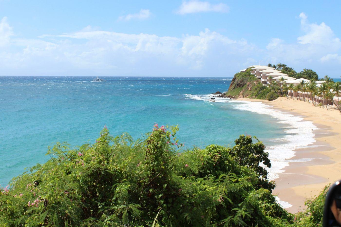 南加勒比海之旅--安提瓜_图1-1