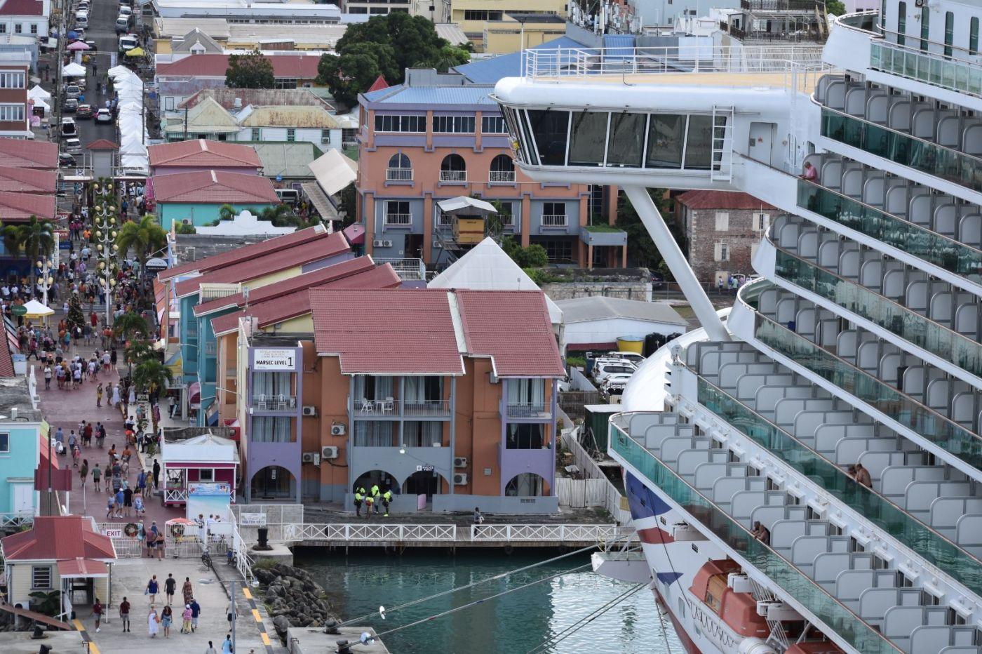 南加勒比海之旅--安提瓜_图1-2