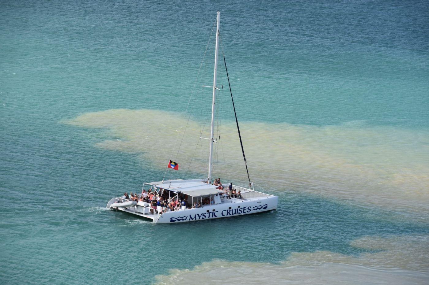 南加勒比海之旅--安提瓜_图1-4