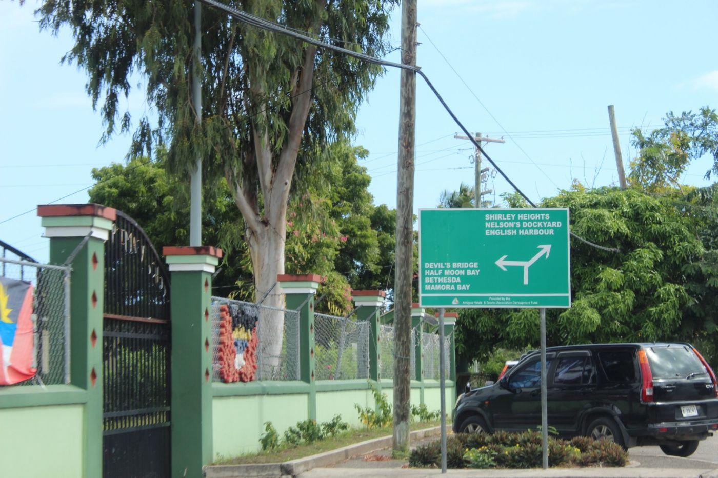 南加勒比海之旅--安提瓜_图1-9