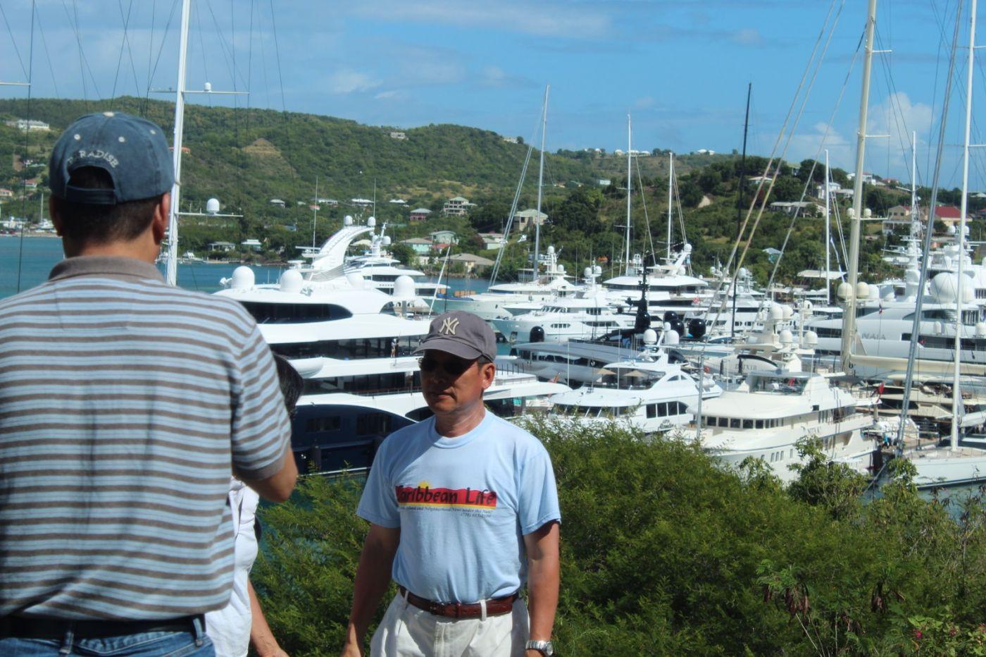 南加勒比海之旅--安提瓜_图1-10