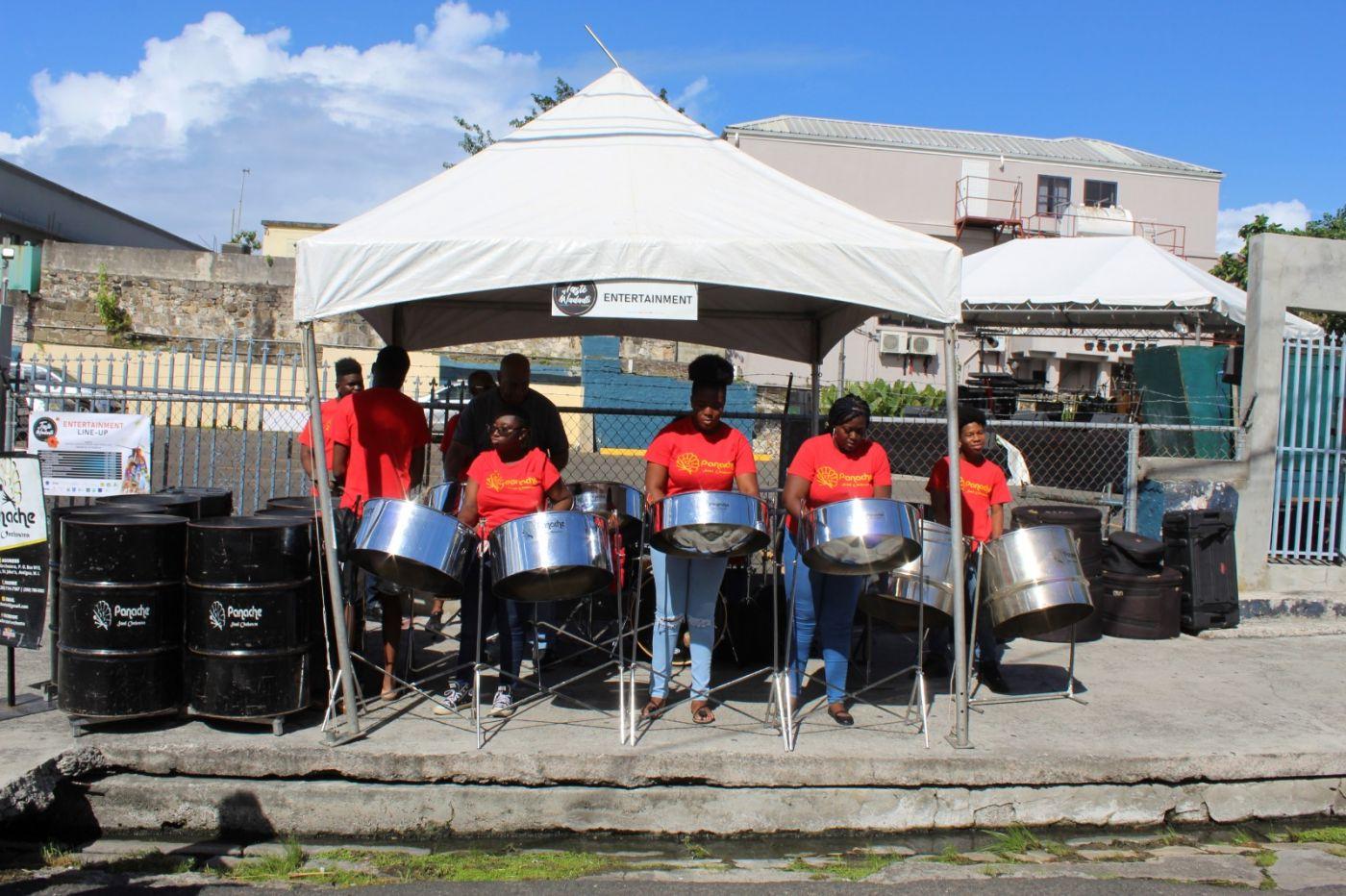 南加勒比海之旅--安提瓜_图1-18