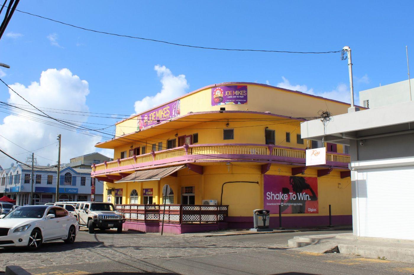 南加勒比海之旅--安提瓜_图1-20