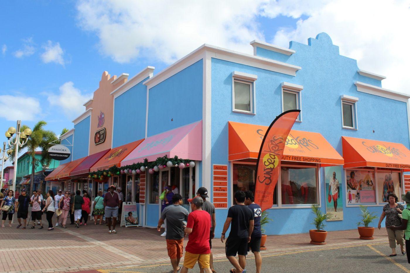 南加勒比海之旅--安提瓜_图1-22