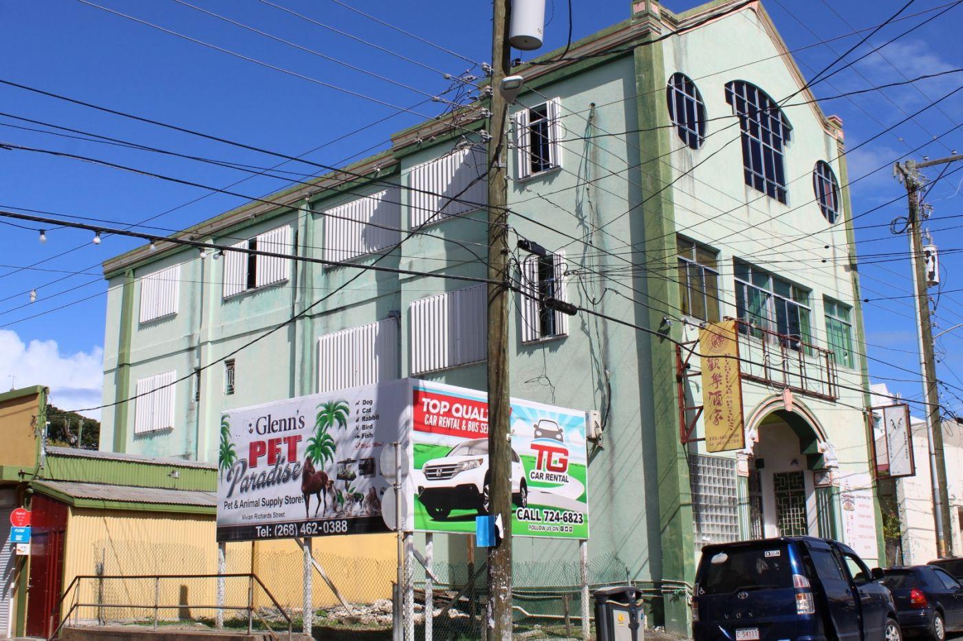 南加勒比海之旅--安提瓜_图1-25