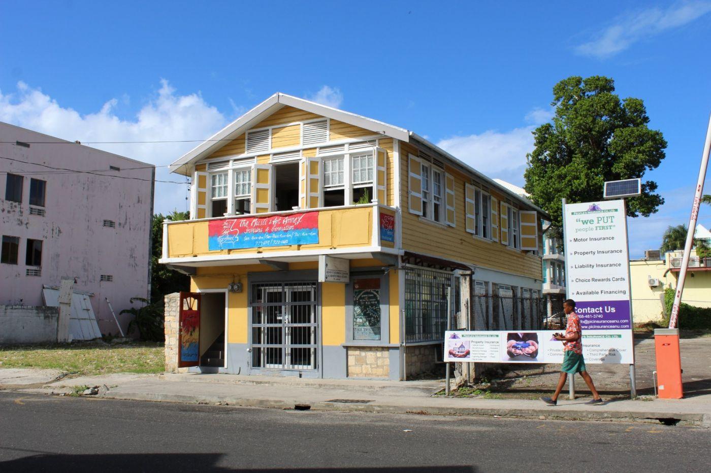 南加勒比海之旅--安提瓜_图1-26