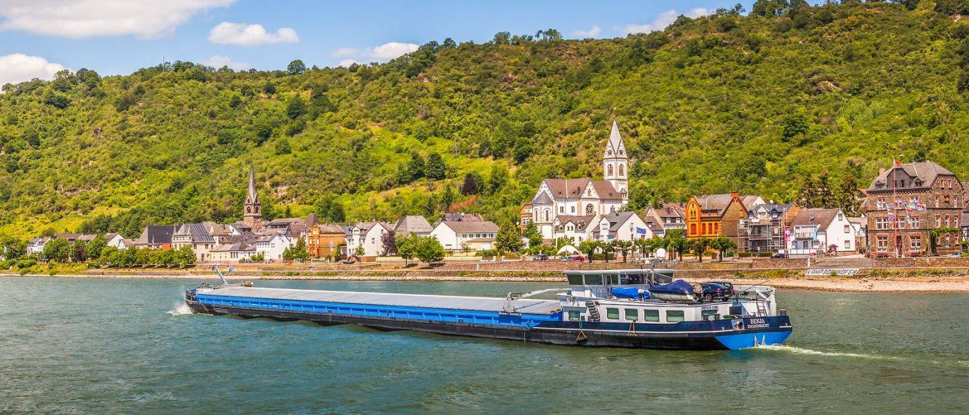 畅游莱茵河,流动的风景_图1-16