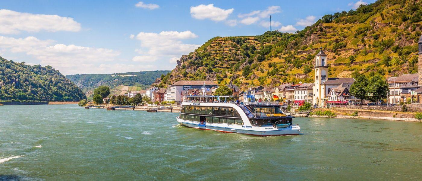 畅游莱茵河,流动的风景_图1-9