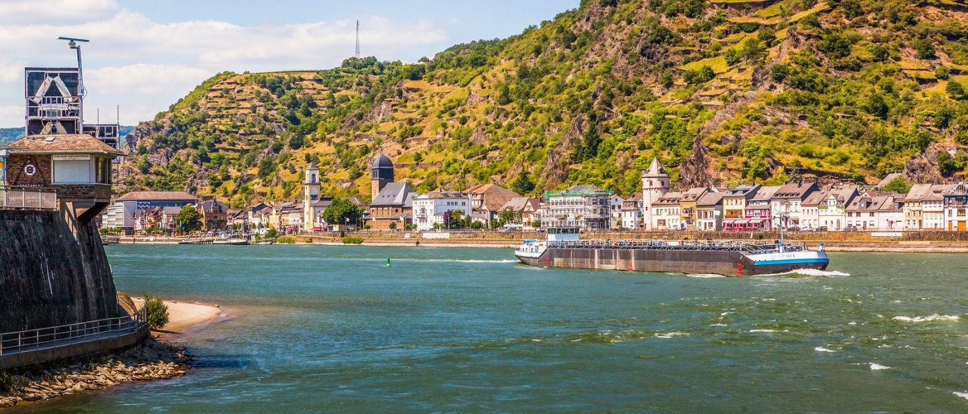 畅游莱茵河,流动的风景_图1-8