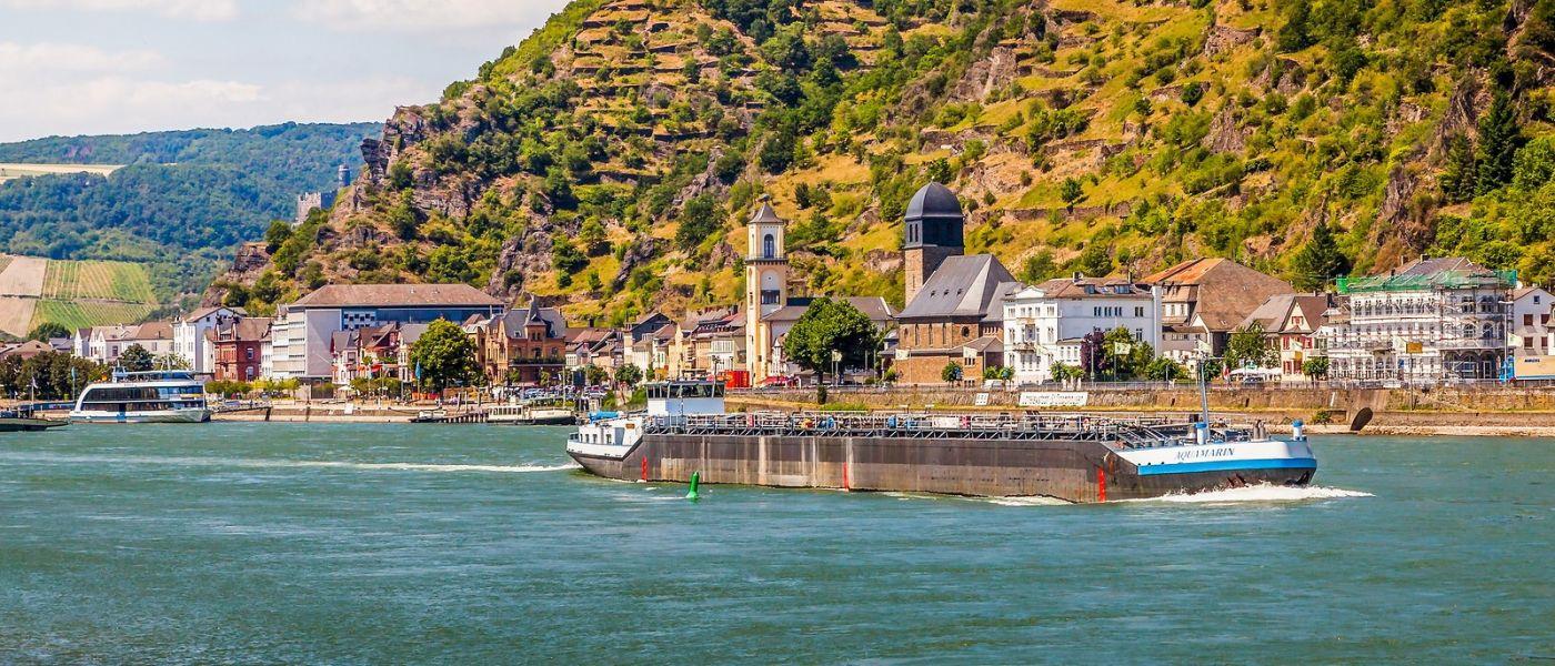 畅游莱茵河,流动的风景_图1-4