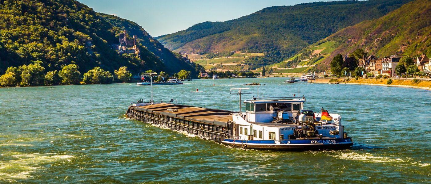 畅游莱茵河,流动的风景_图1-3