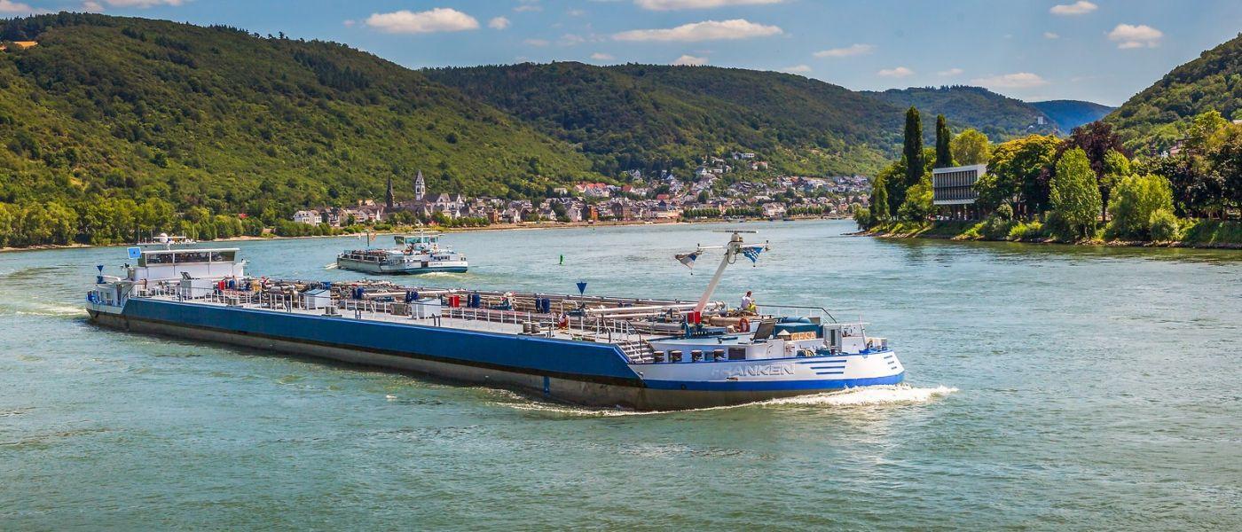 畅游莱茵河,流动的风景_图1-23