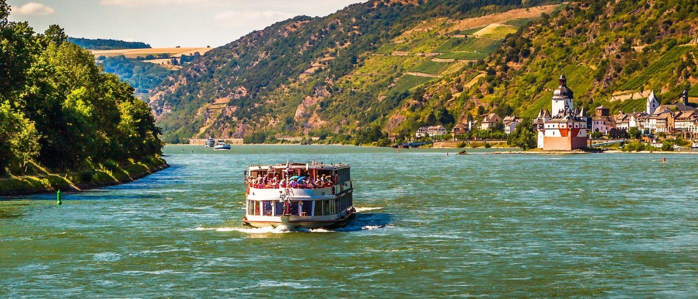 畅游莱茵河,流动的风景_图1-36