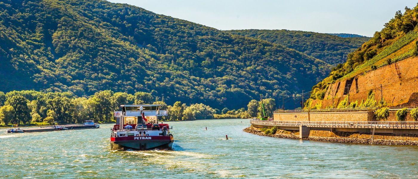 畅游莱茵河,流动的风景_图1-35