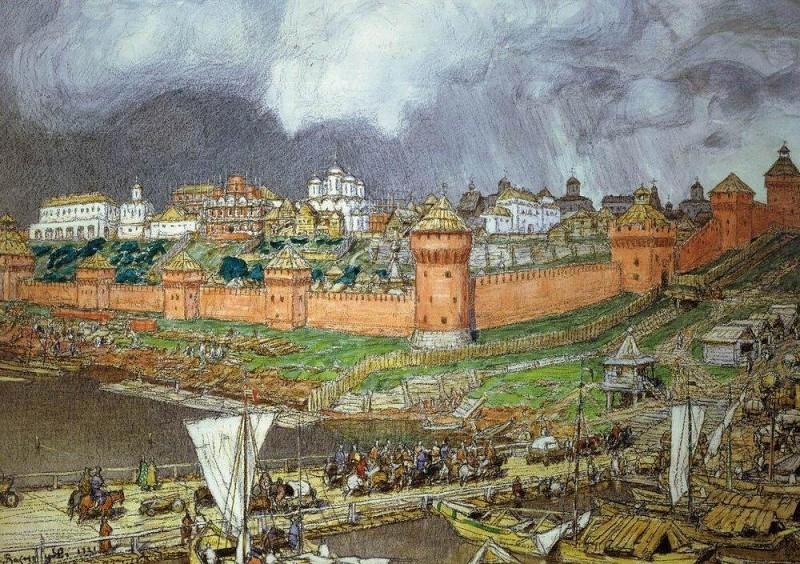 俄国历史回顾:后来者也能居上_图1-1