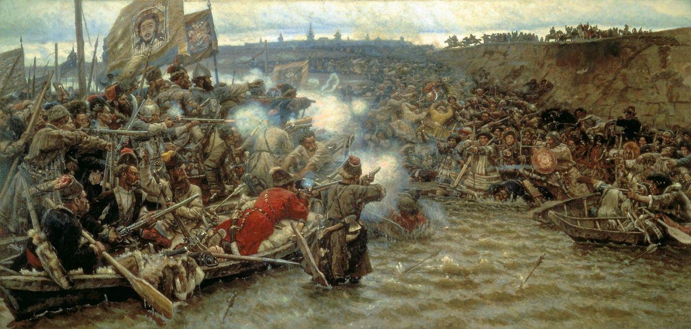 俄国历史回顾:后来者也能居上_图1-3