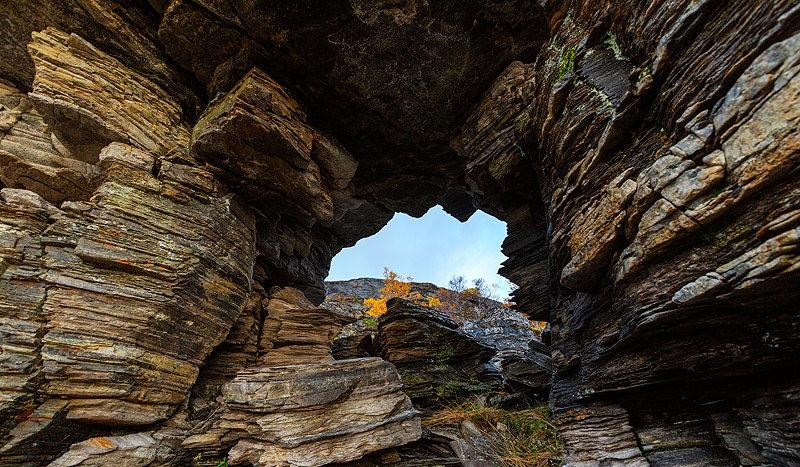 祖母岩与拱门_图1-17