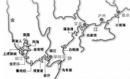 相当于三座三峡电站的水电站即将在四川建成_图1-1