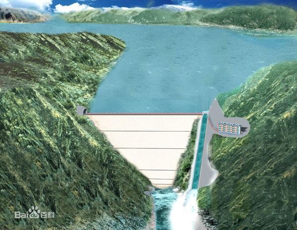 相当于三座三峡电站的水电站即将在四川建成_图1-5