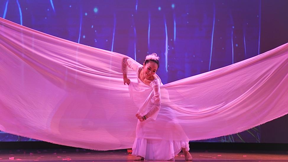 高娓娓:品味舞与画的艺术—梁坤钿舞蹈中心庆祝成立十周年庆典暨新年文艺演出圆满成功 ..._图1-1