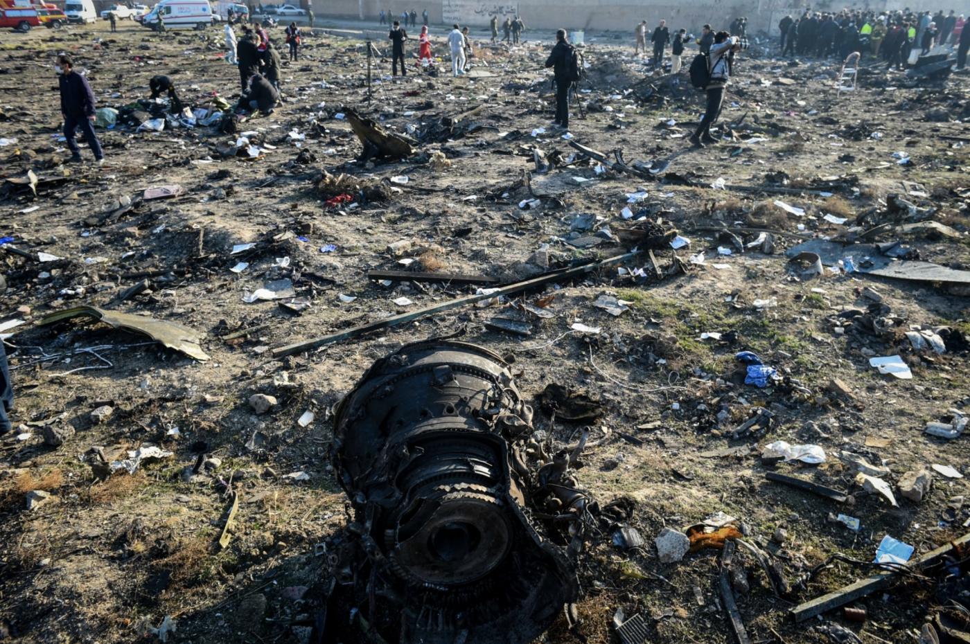 乌克兰民航客机是被伊朗导弹击落的?_图1-1