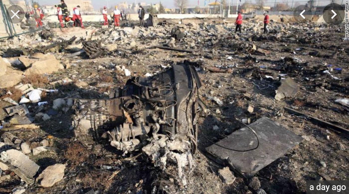 乌克兰民航客机是被伊朗导弹击落的?_图1-4