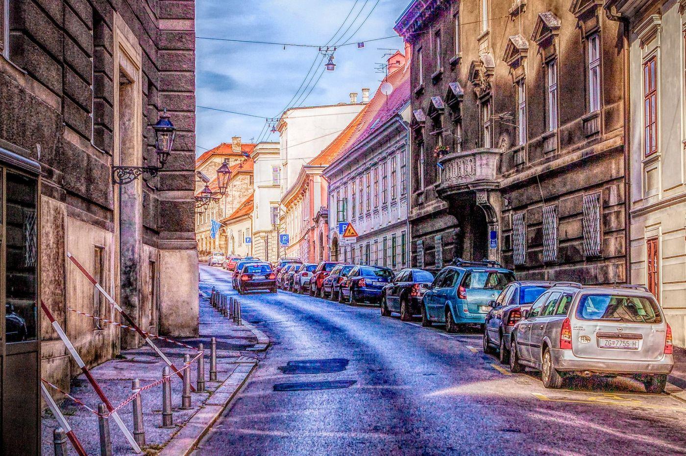 克罗地亚萨格勒布(Zagreb),走进画卷_图1-32