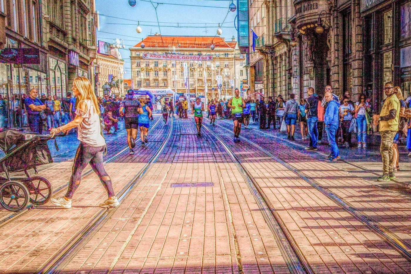 克罗地亚萨格勒布(Zagreb),走进画卷_图1-30