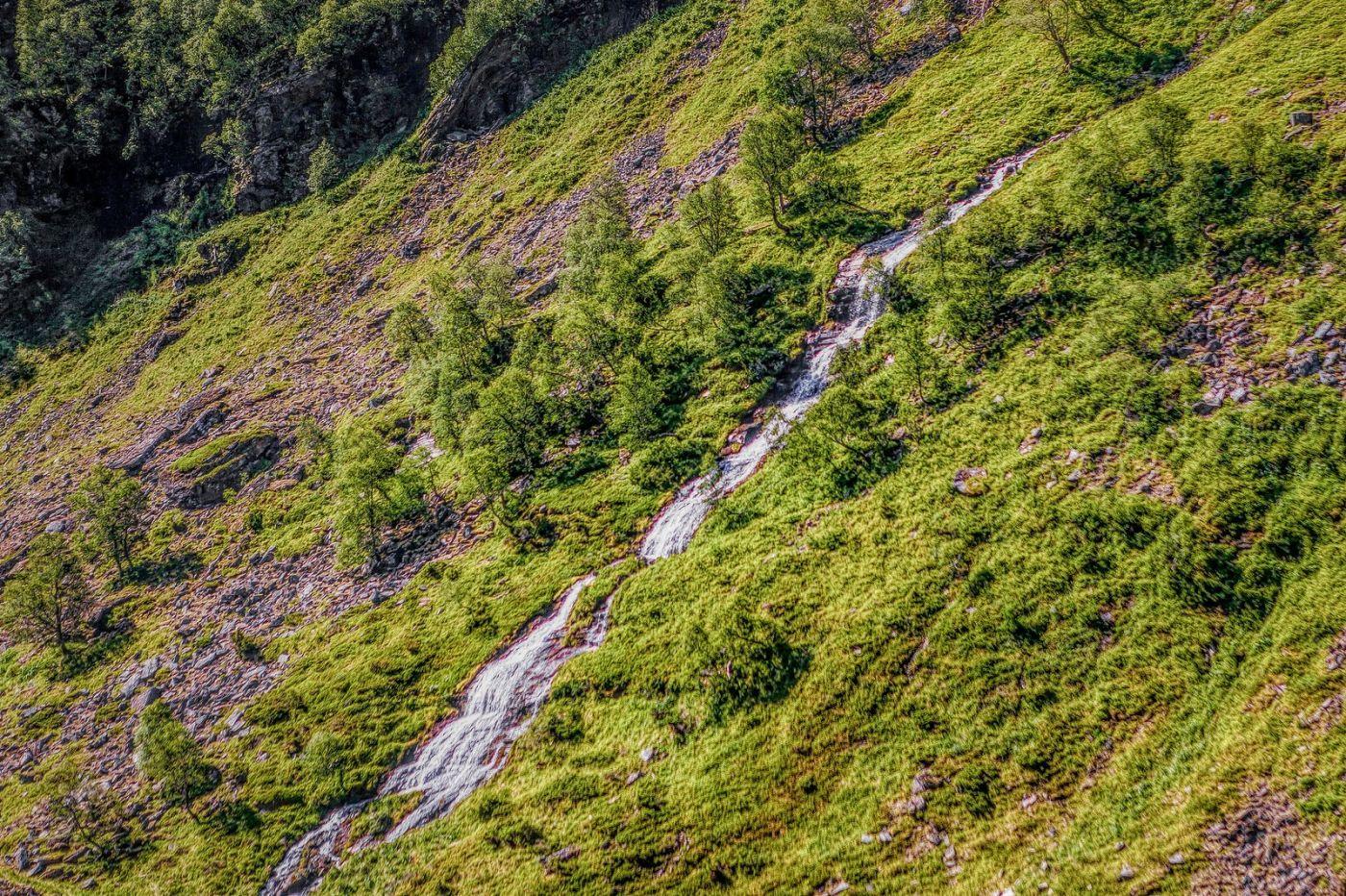 挪威弗拉姆铁路(Flam Railway),沿路的山水_图1-14
