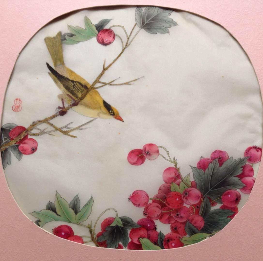 画家兰月春作品欣赏_图1-2