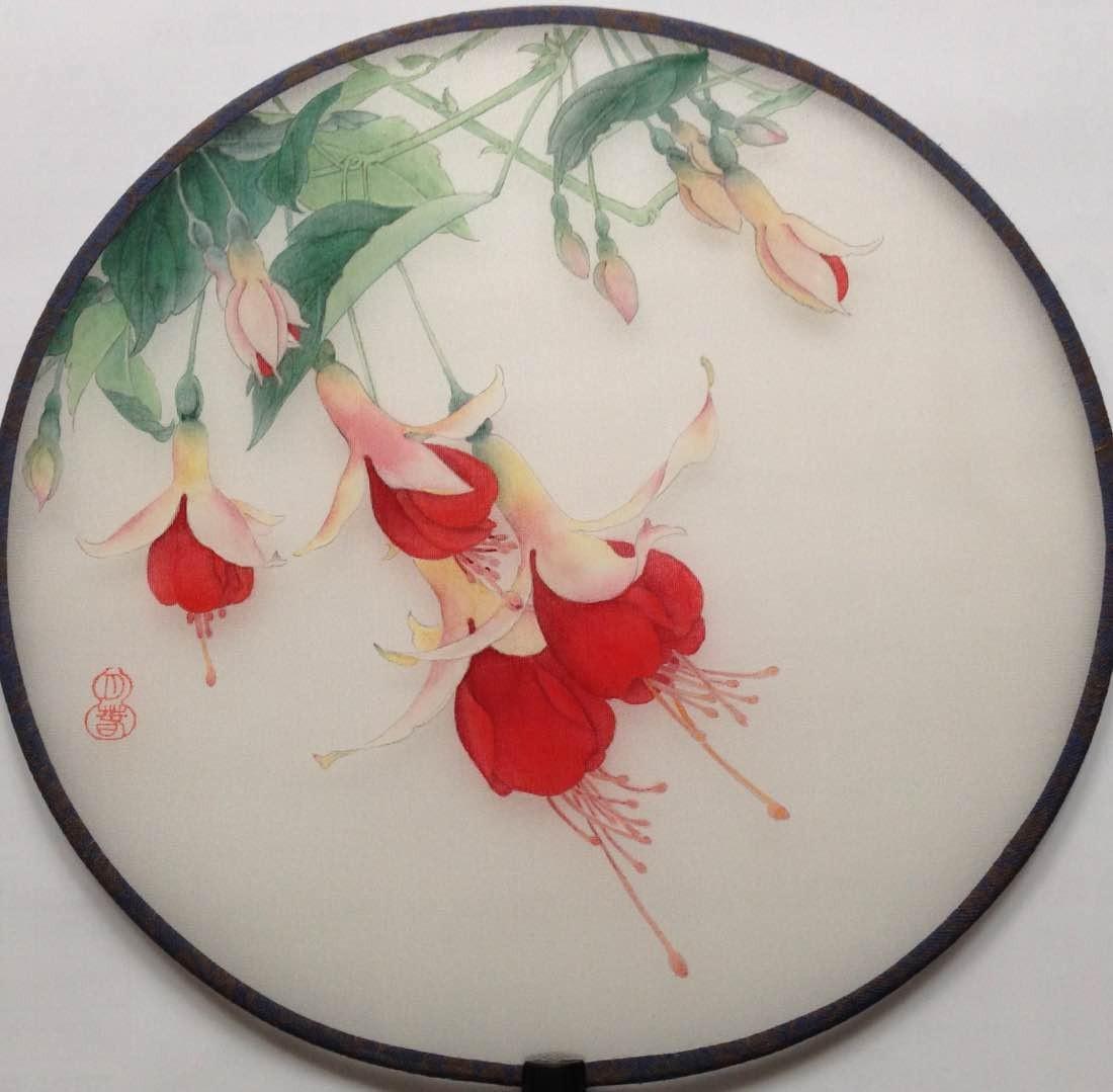 画家兰月春作品欣赏_图1-3