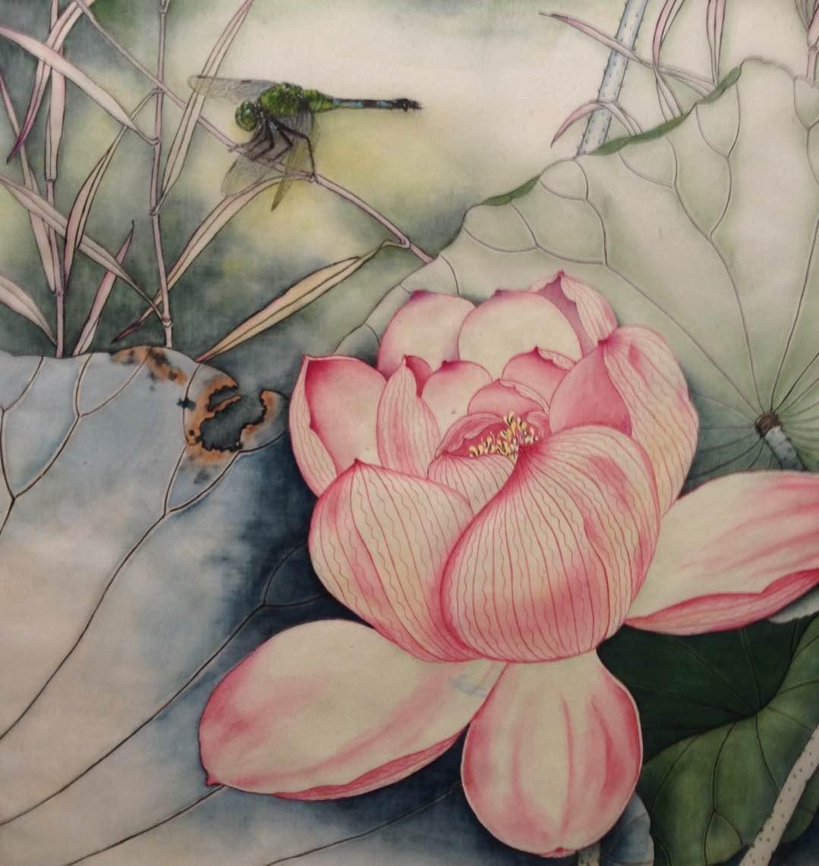 画家兰月春作品欣赏_图1-5