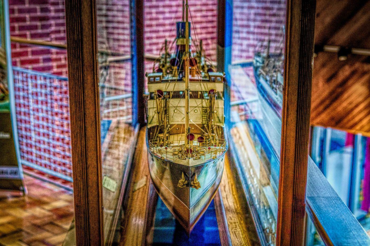 加拿大Halifax大西洋海事博物馆,展品丰富_图1-4