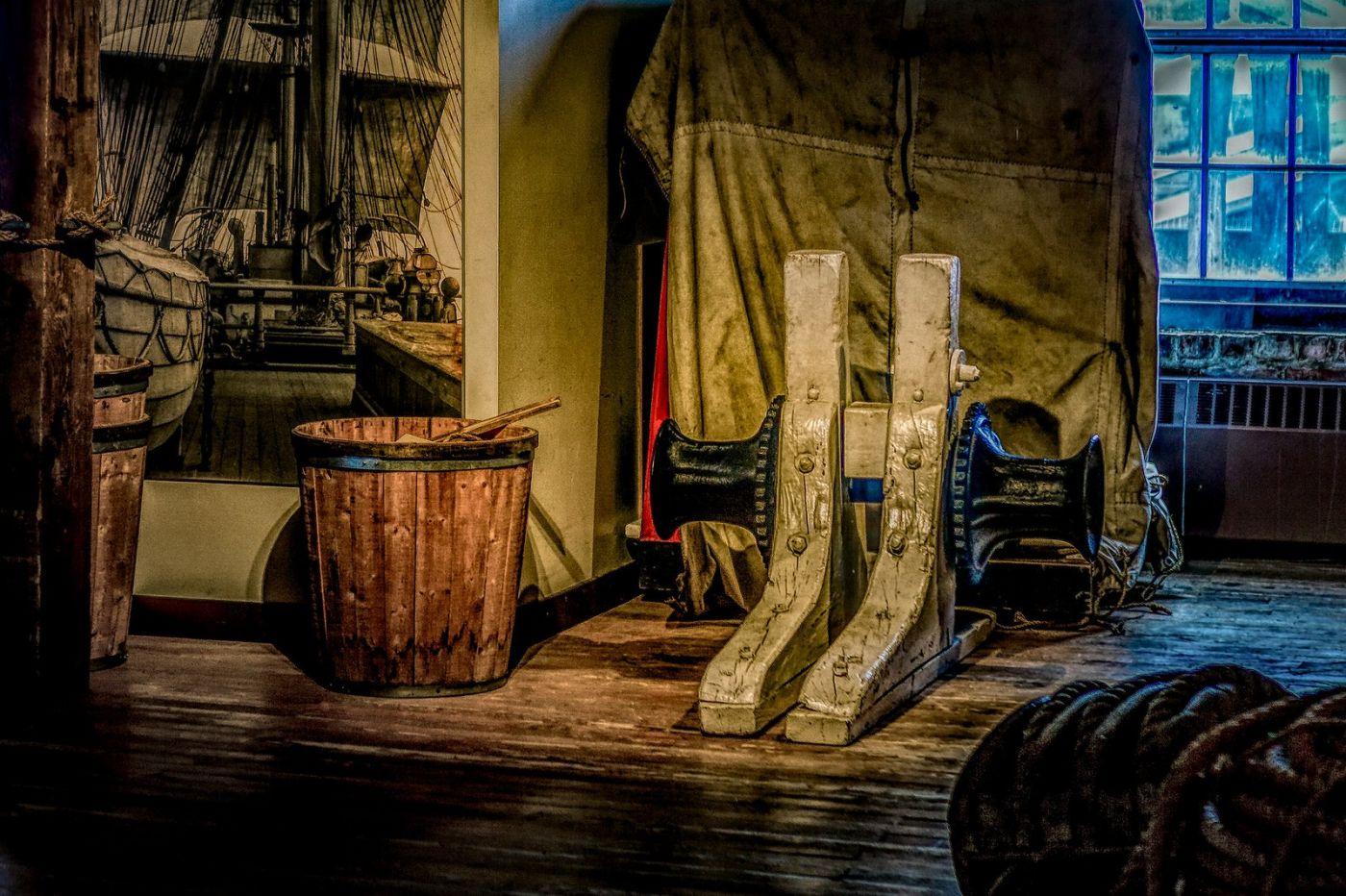 加拿大Halifax大西洋海事博物馆,展品丰富_图1-3
