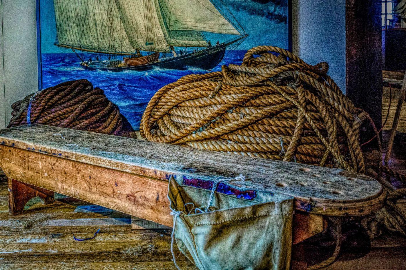 加拿大Halifax大西洋海事博物馆,展品丰富_图1-6