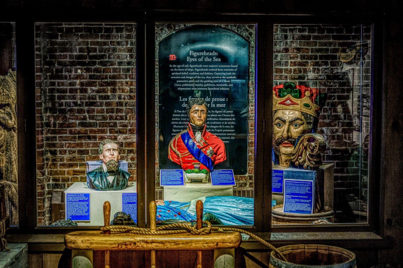 加拿大Halifax大西洋海事博物馆,展品丰富_图1-13