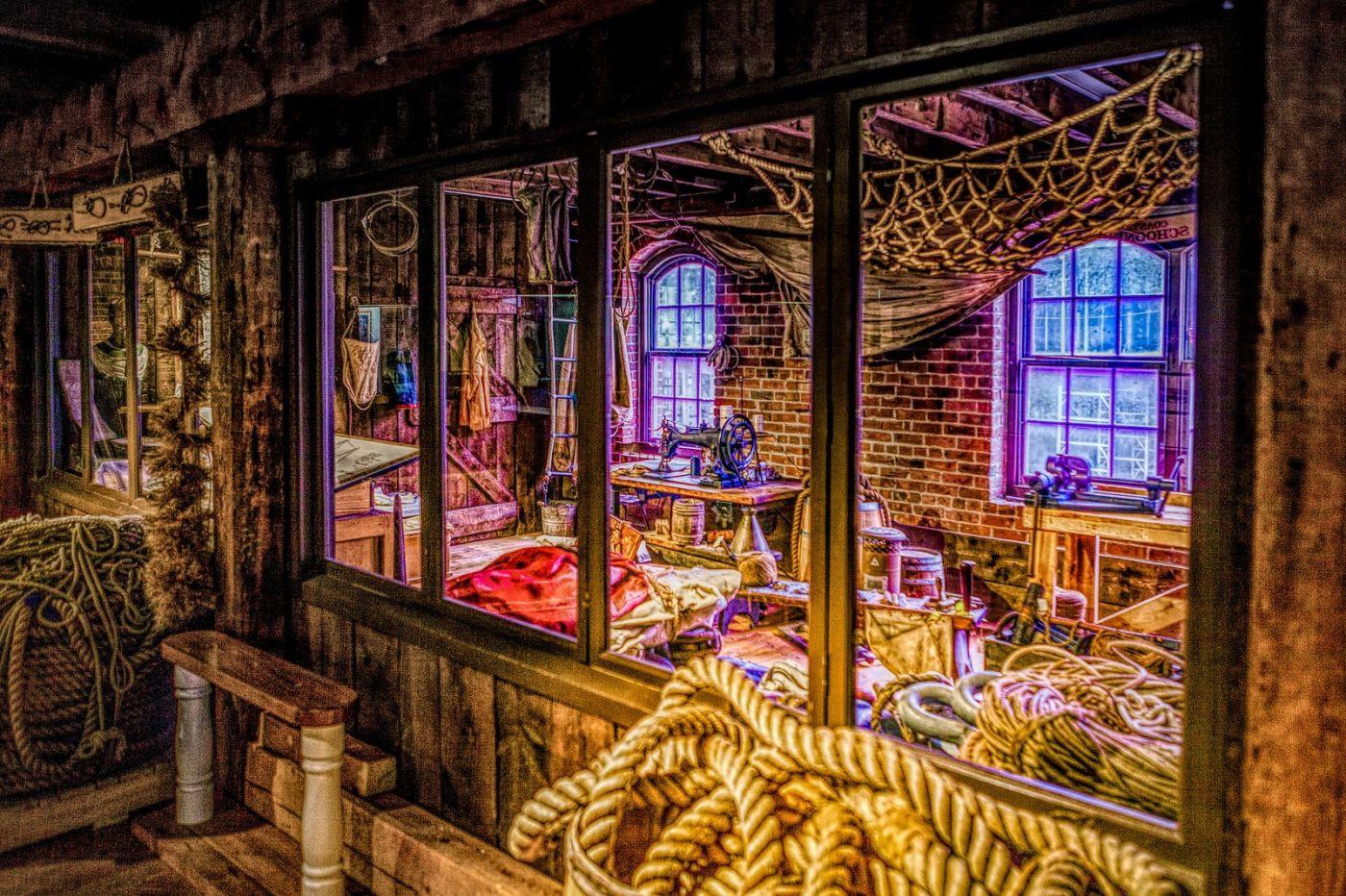 加拿大Halifax大西洋海事博物馆,展品丰富_图1-15