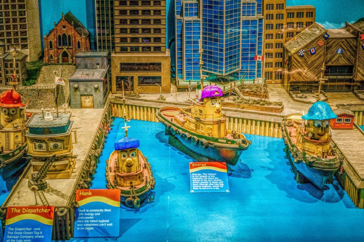 加拿大Halifax大西洋海事博物馆,展品丰富_图1-20