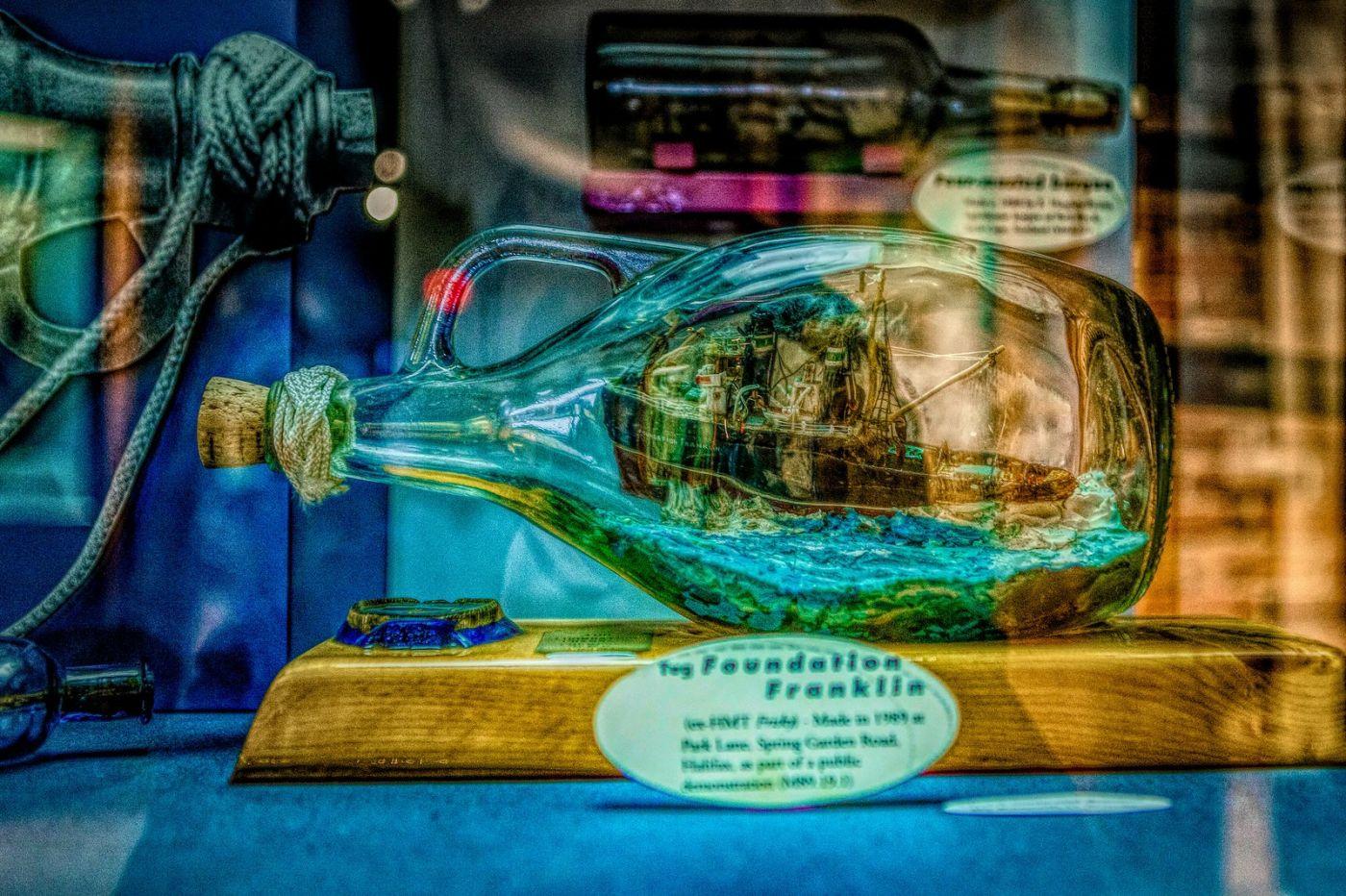 加拿大Halifax大西洋海事博物馆,展品丰富_图1-19