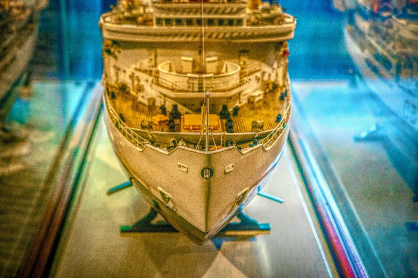 加拿大Halifax大西洋海事博物馆,展品丰富_图1-17
