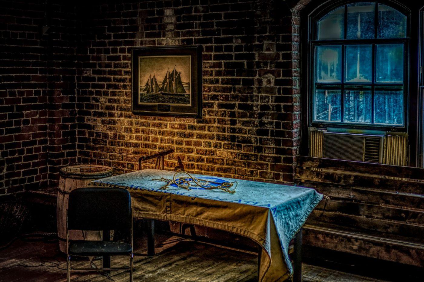 加拿大Halifax大西洋海事博物馆,展品丰富_图1-21