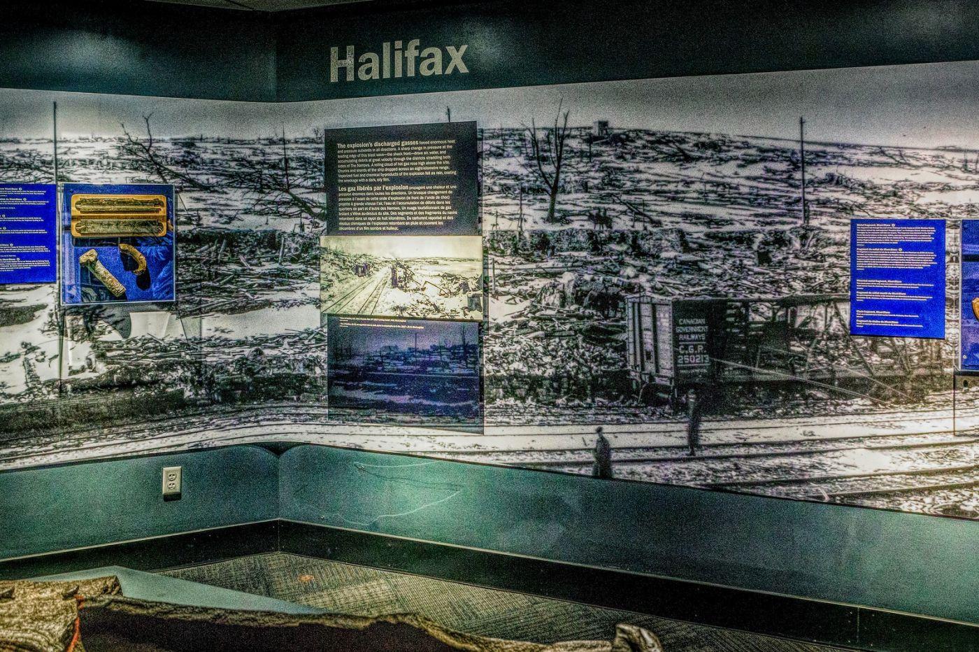 加拿大Halifax大西洋海事博物馆,展品丰富_图1-24