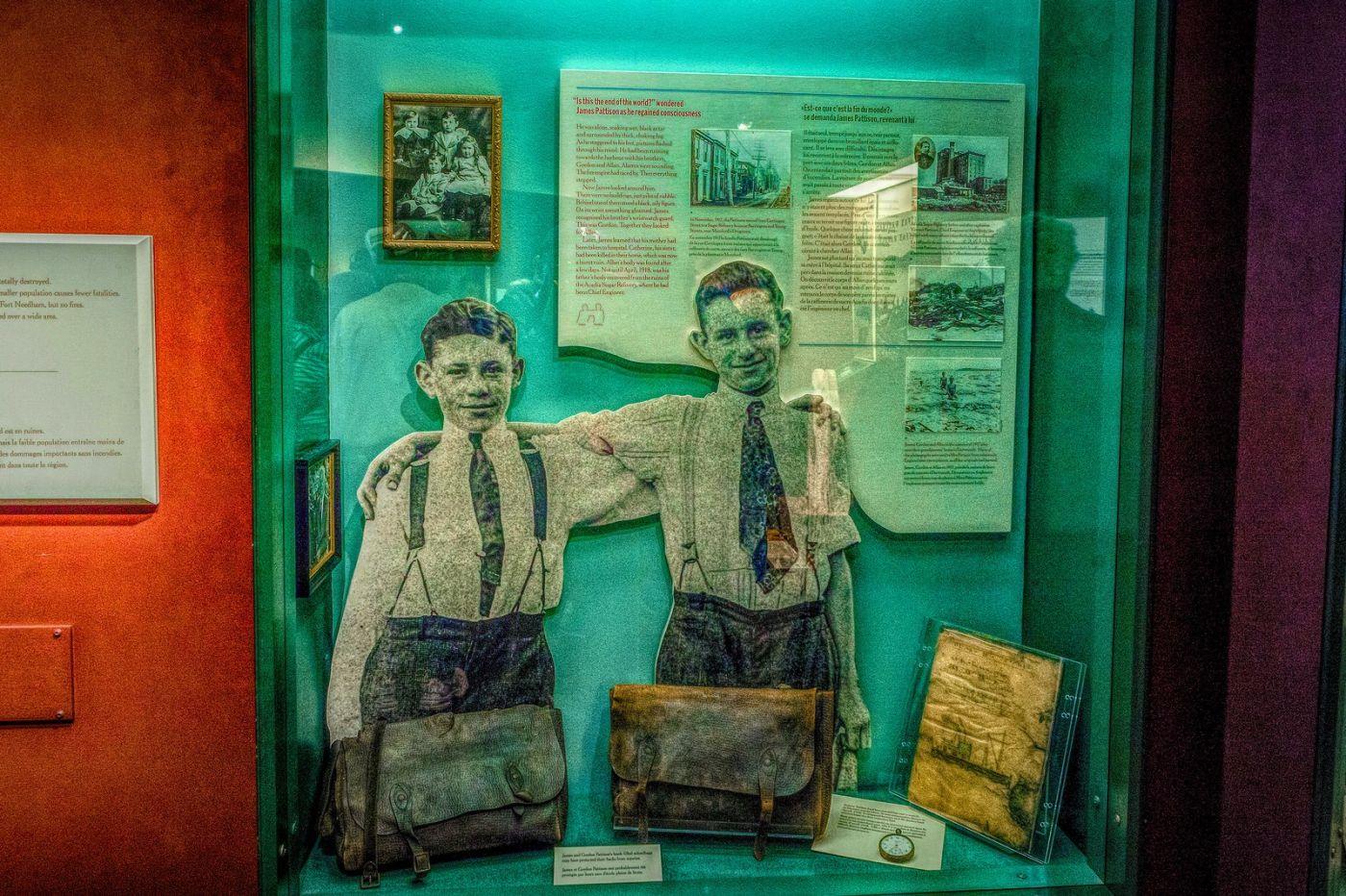 加拿大Halifax大西洋海事博物馆,展品丰富_图1-26